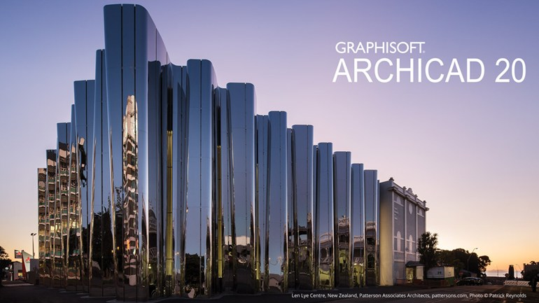 ARCHICAD 20 GRAPHISOFT